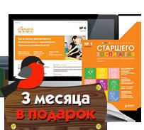 журнал Справочник старшего воспитателя дошкольного учреждения